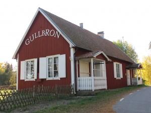 Gullbron från norr