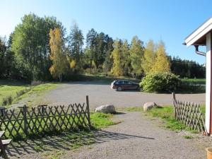 Gullbron, parkeringen